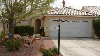 Single Family Home Contingent Offer: 5001 Cedar Lawn Way