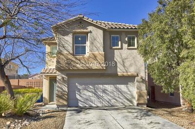 Single Family Home Contingent Offer: 5332 Jackson Valley Court