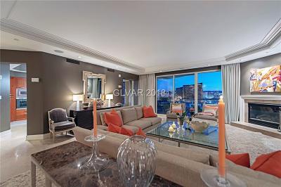 Las Vegas High Rise For Sale: 2747 Paradise Road #3201