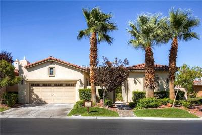 Red Rock Cntry Club At Summerl Single Family Home For Sale: 1986 Alcova Ridge Drive