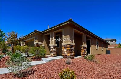 Las Vegas Single Family Home Under Contract - No Show: 10424 Oak Terrace Avenue