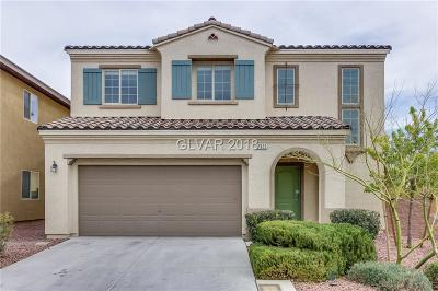 Las Vegas NV Single Family Home For Sale: $286,000