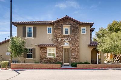 Condo/Townhouse For Sale: 8419 Classique Avenue #101