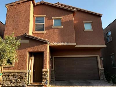 Las Vegas Single Family Home Under Contract - Show: 4113 Walnut Star Lane