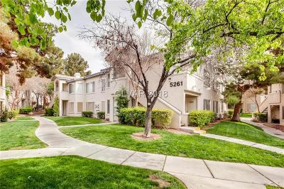 Condo/Townhouse Under Contract - Show: 5261 Caspian Springs Drive #203