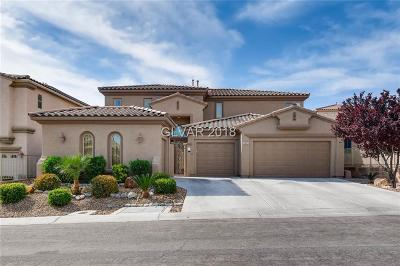 Las Vegas Single Family Home Contingent Offer: 10017 Scenic Walk Avenue