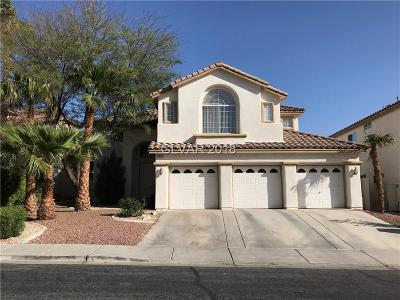 Henderson Single Family Home Contingent Offer: 1968 Larkspur Ranch Court