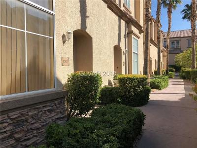 Las Vegas Condo/Townhouse Contingent Offer: 1517 Couples Street