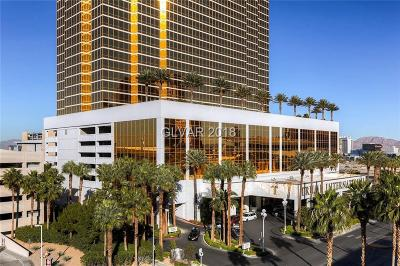 Trump Intl Hotel & Tower-, Trump Intl Hotel & Tower- Las High Rise For Sale: 2000 Fashion Show Drive #4326