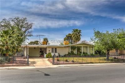 Las Vegas Single Family Home For Sale: 2447 Winterwood Boulevard