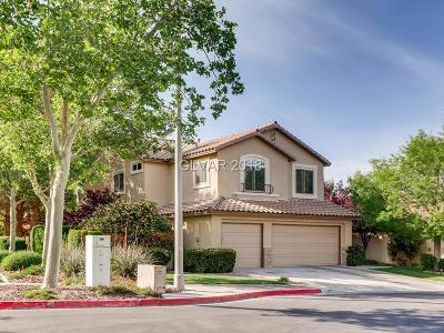 Henderson Single Family Home Contingent Offer: 259 Canyon Spirit Drive