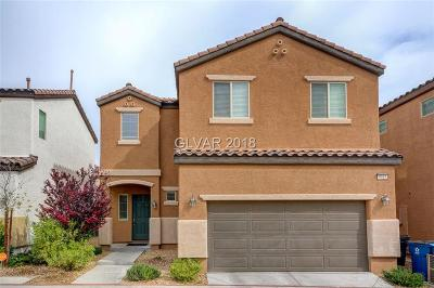 Las Vegas Single Family Home Contingent Offer: 9024 Woolen Hearth Court