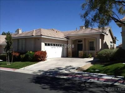Las Vegas Condo/Townhouse For Sale: 10305 New Frontier Lane