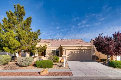 North Las Vegas Single Family Home Contingent Offer: 7461 Widewing Drive