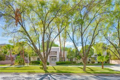 Henderson Single Family Home Contingent Offer: 25 Meadowlark Drive