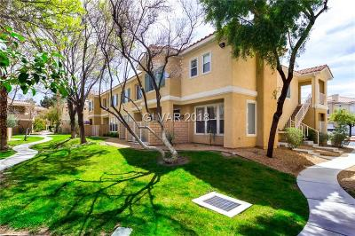 Henderson Condo/Townhouse For Sale: 251 Green Valley Parkway #2811