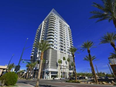 Las Vegas High Rise For Sale: 200 Hoover Avenue #1911