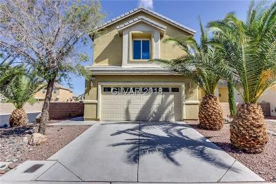 Las Vegas NV Single Family Home For Sale: $250,000