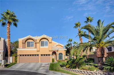Single Family Home For Sale: 9200 Sienna Mesa Drive