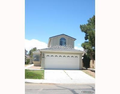 Las Vegas NV Single Family Home Contingent Offer: $189,888