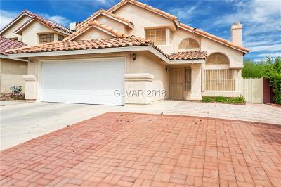 Las Vegas  Single Family Home For Sale: 7040 Encore Way