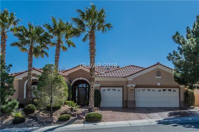 Sun City Summerlin Single Family Home For Sale: 10921 Grand Cypress Avenue
