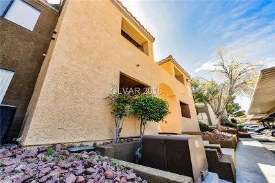 Henderson, Las Vegas, North Las Vegas Condo/Townhouse For Sale: 3151 Soaring Gulls Drive #1151