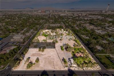 Las Vegas Residential Lots & Land Under Contract - Show: 3000 Pinto Lane