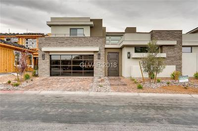 Summerlin Village 18 Ridges Pa, Summerlin Village 18 Ridges Pc, Summerlin Village 18 The Ridge Single Family Home For Sale: 6 Sugarberry Lane