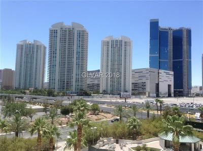 Las Vegas High Rise For Sale: 2777 Paradise Road #1405