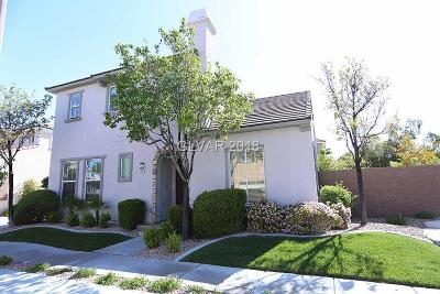 Single Family Home Contingent Offer: 2254 Cast Pebble Drive