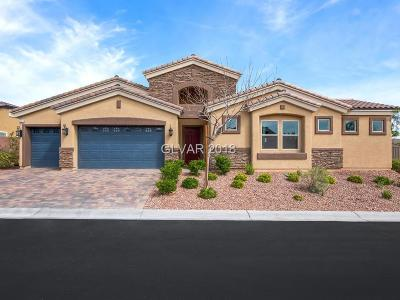 Las Vegas Single Family Home For Sale: 8752 Kendall Brook Circle