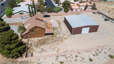 Las Vegas Single Family Home For Sale: 5611 Cimarron Road