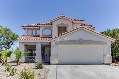 Henderson NV Single Family Home For Sale: $338,000