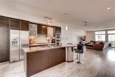 Las Vegas Condo/Townhouse For Sale: 8925 Flamingo Road #115
