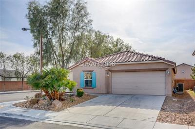 Single Family Home For Sale: 8701 Dodds Canyon Street