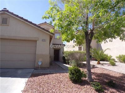Las Vegas Single Family Home For Sale: 8721 Shady Pines Drive