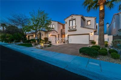 Red Rock Cntry Club At Summerl Single Family Home For Sale: 2952 Soft Horizon Way