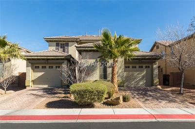 Single Family Home Contingent Offer: 8208 Opal Falls Street