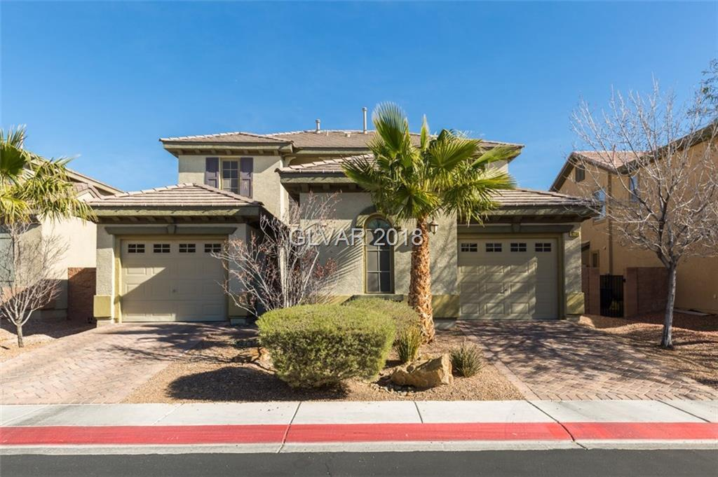 4 bed / 2 full, 2 partial baths Home in North Las Vegas for $335,000