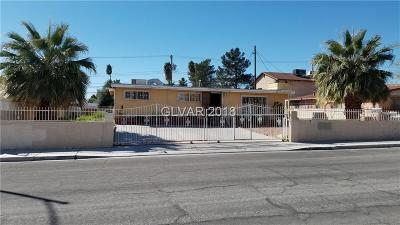 Henderson, Las Vegas Multi Family Home For Sale: 1912 Marlin Avenue