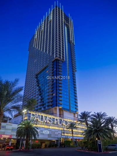 Palms Place A Resort Condo & S High Rise Contingent Offer: 4381 Flamingo Road #35304