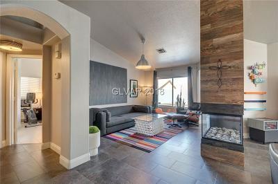 North Las Vegas Single Family Home For Sale: 3314 Guardsman Lane