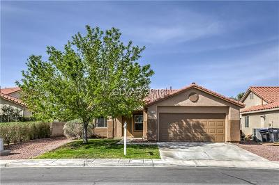 North Las Vegas NV Single Family Home Contingent Offer: $234,900
