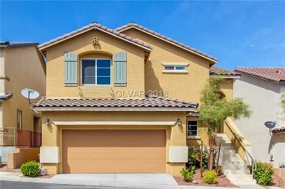 Las Vegas NV Single Family Home For Sale: $312,000