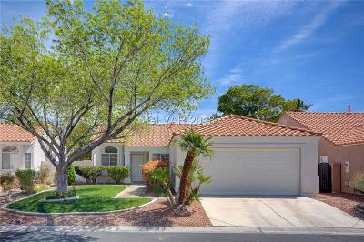 Las Vegas Single Family Home Contingent Offer: 5500 Red Sun Drive