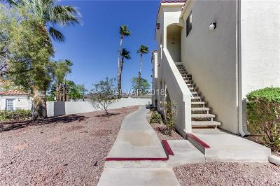Henderson NV Condo/Townhouse For Sale: $156,000