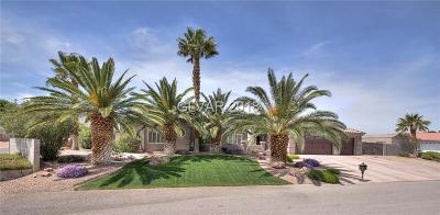 Las Vegas Single Family Home For Sale: 9390 La Madre Way
