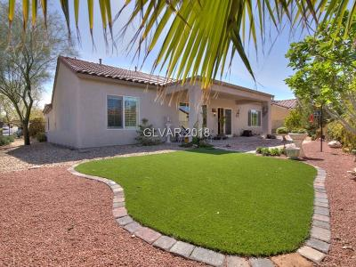Henderson Single Family Home For Sale: 2348 Red Valley Avenue