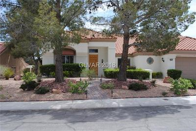 Sun City Summerlin Single Family Home For Sale: 9421 Eagle Valley Drive